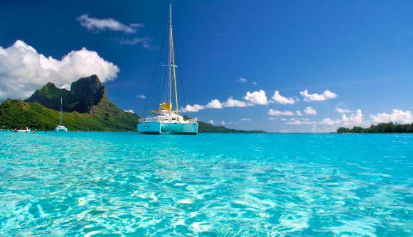ITI ITI Cruise - 4 days/3 nights - Tahiti,Bora Bora,South Pacific