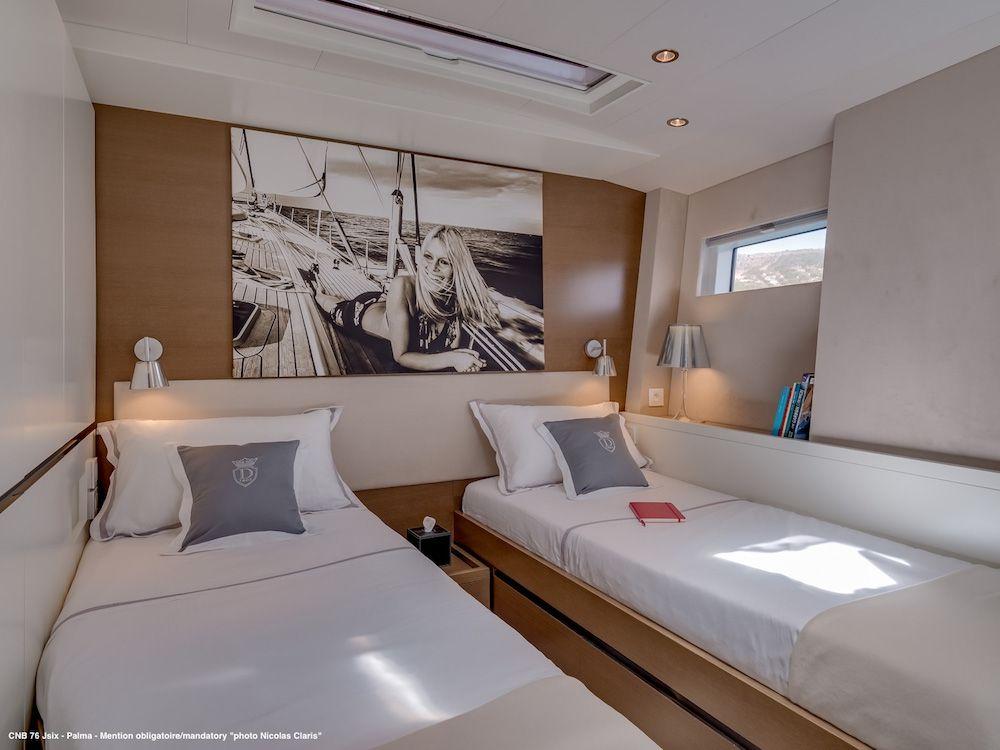 J SIX - CNB Bordeaux 76 - 3 Cabins