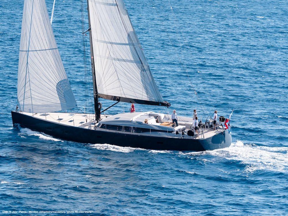 J SIX - CNB Bordeaux 76 - 3 Cabins - Porto Cervo - Bonifacio - Corsica