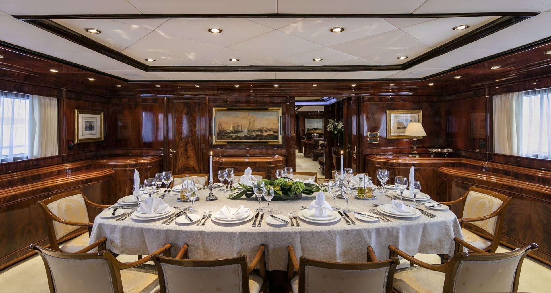 JAAN Intermarine SPA 138 Dining
