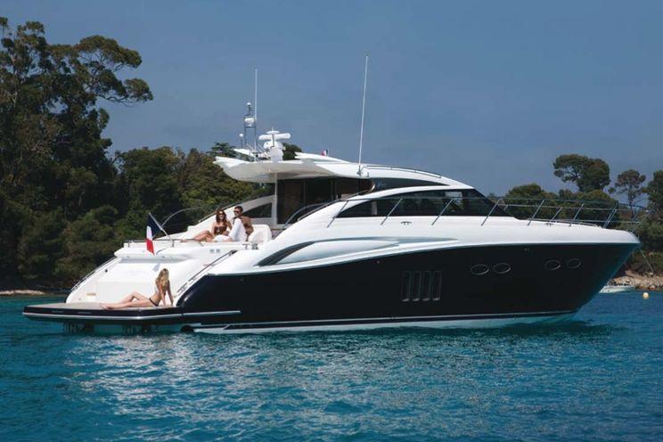 Charter Yacht JACK 3 - Princess V62 - 3 cabins - Ajaccio - Bonifacio - Porto Cervo