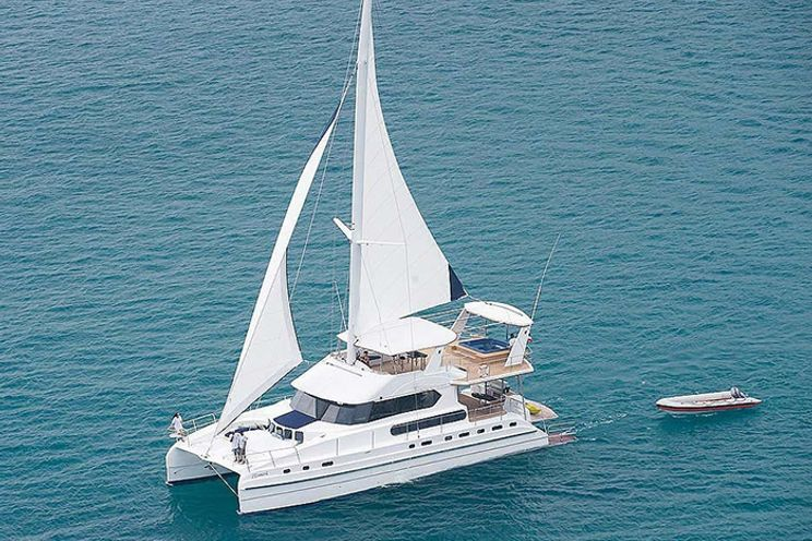 Charter Yacht Jacuzzi Cat - Day Charter 50-60 Guests - 6 Cabins Liveaboard - Phuket, Thailand