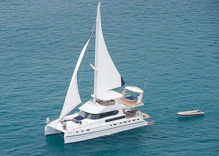 Jacuzzi Cat - Day Charter 50-60 Guests - 6 Cabins Liveaboard - Phuket,Thailand