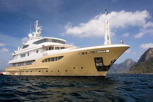 JADE 959 - 52m Jade Yachts - 6 Cabins - Naples - Sicily - French Riviera - Corsica - Sardinia