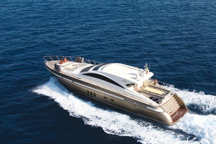 Charter Yacht Jaguar 76 - Day Charter - Poltu Quatu - Sardinia - Italy