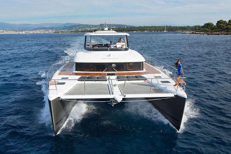 Charter Yacht JANS FELION - Lagoon 630 - 4 Cabins - Tortola - Virgin Gorda - British Virgin Islands