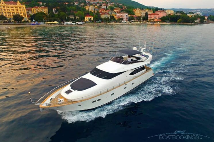 Charter Yacht JANTAR - Maiora 20 - 3 Cabins - Split - Dubrovnik - Hvar - Kastela