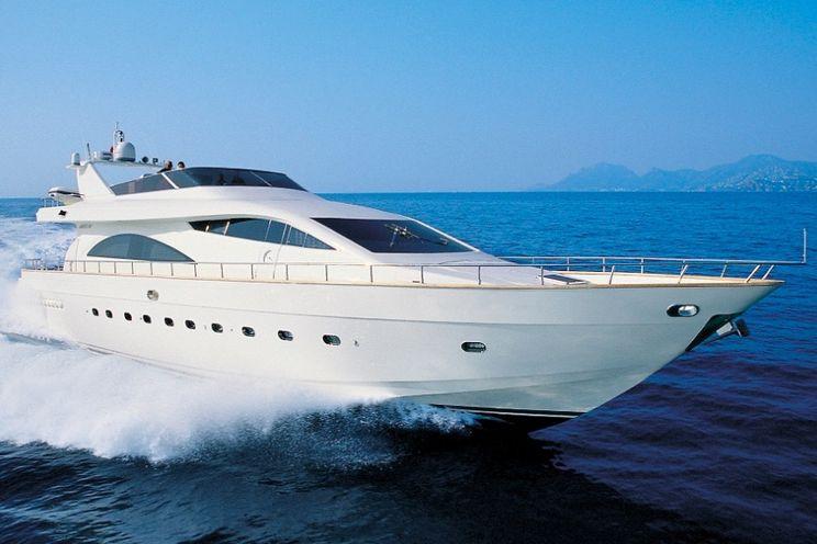 Charter Yacht JAUNI - Amer 86 - 4 Cabins - Capri - Naples - Sorrento - Amalfi Coast - Sicily - Aeolian Islands