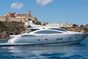 JAX OF IBIZA - Sunseeker Predator 92 Sport - 4 Cabins -  Marina Ibiza - Formentera - San Antonio