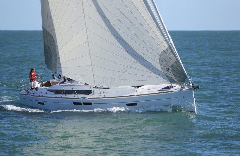 Sun Odyssey 469 - 4 Cabins - Palma