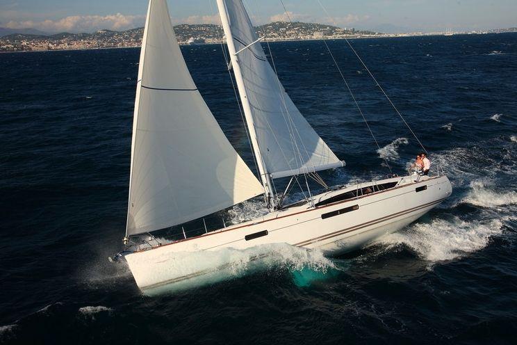 Charter Yacht Jeanneau 53 - 4 Cabins - Alghero - Sardinia