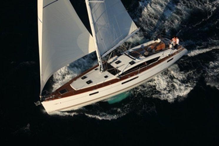 Charter Yacht Jeanneau 53 - 5 + 1 Cabins - Croatia