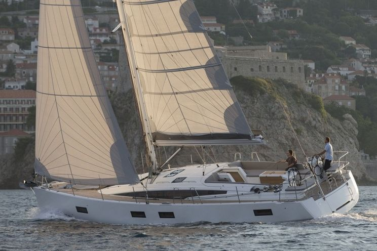 Charter Yacht Jeanneau 54 - 4 Cabins - Trogir - Croatia