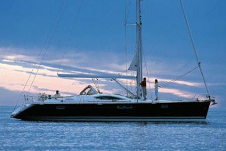 Charter Yacht Jeanneau 54 DS - 4 Cabins - Rio de Janeiro