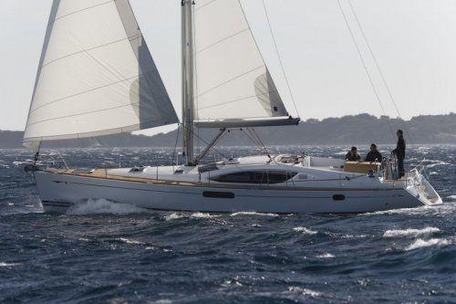 Jeanneau Sun Odyssey 50 DS - 4 + 1 Cabins - Denia