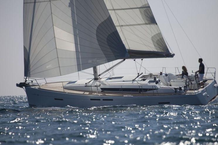 Charter Yacht Jeanneau Sun Odyssey 409 - 3 Cabins - Praslin or Mahe,Seychelles,Indian Ocean