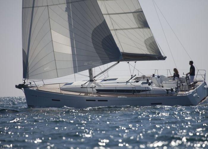 Jeanneau Sun Odyssey 409 - 3 Cabins - Praslin or Mahe,Seychelles,Indian Ocean