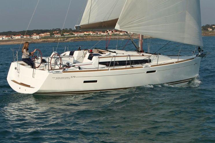 Charter Yacht Jeanneau Sun Odyssey 379 - 3 Cabins - Phuket, Thailand and Langkawi,Malaysia