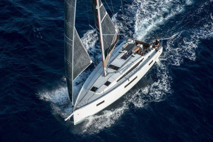 Charter Yacht Jeanneau Sun Odyssey 410 - 2 Cabins - 2020 - Annapolis