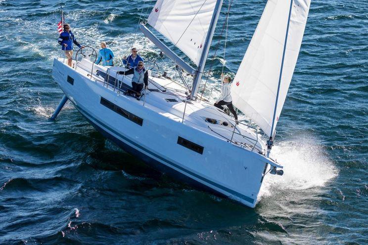 Charter Yacht Jeanneau Sun Odyssey 490 - 3 Cabins - 2020 - Annapolis