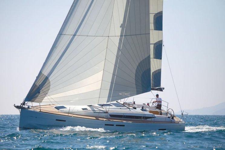 Charter Yacht Jeanneau Sun Odyssey 449 - 4 Cabins - 2018 - La Paz - Mexico