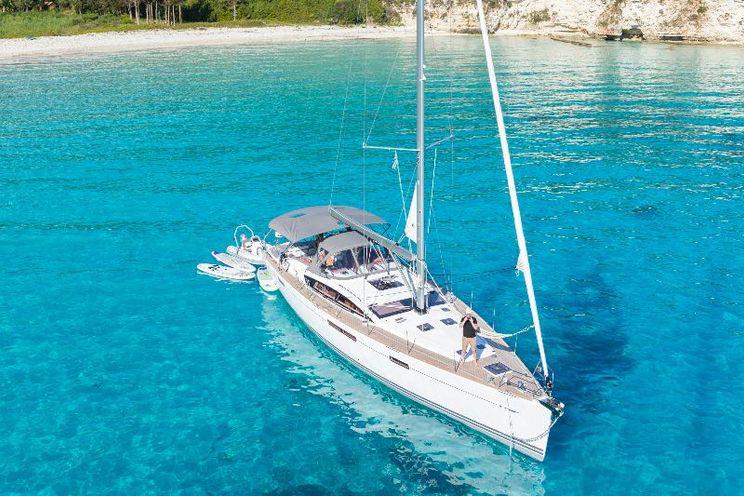 Charter Yacht JEANNOUS - Jeanneau 57 - 3 Cabins - Corfu