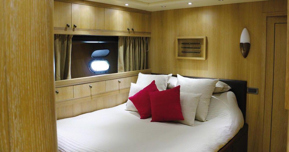 JFF - Double Cabin
