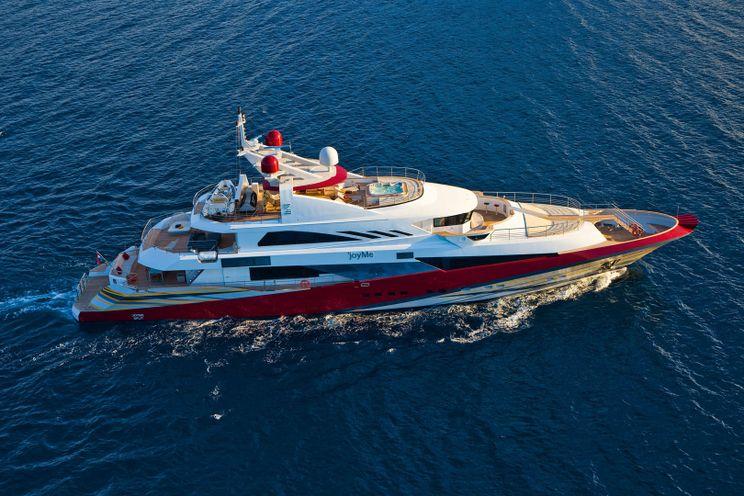 Charter Yacht JOY ME - Custom Philip Zepter 164 - 6 Cabins - Dubrovnik - Split - Hvar - Sibenik