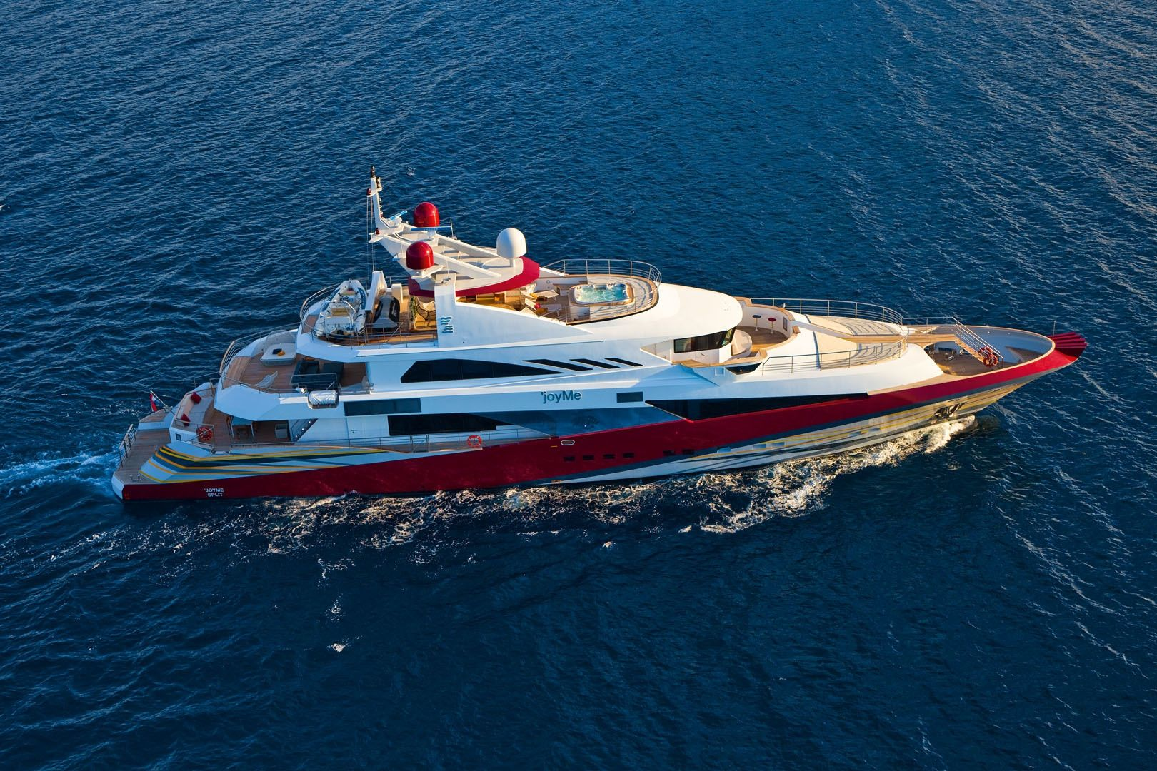 JOY ME - Custom Philip Zepter 164 - 6 Cabins - Dubrovnik - Split - Hvar - Sibenik