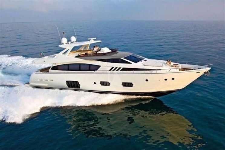 Charter Yacht JPS - Ferretti 25m - 4 Cabins - Corsica - Sardinia