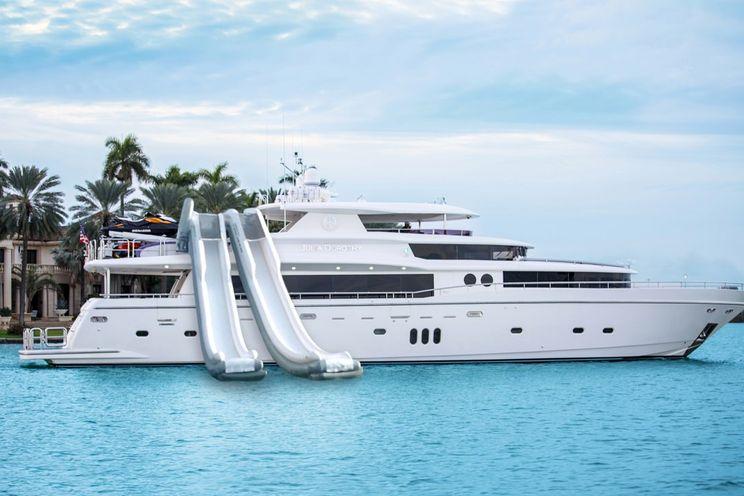 Charter Yacht JULIA DOROTHY - Johnson 103 - Miami Day Charter Yacht - Miami - South Beach - Florida