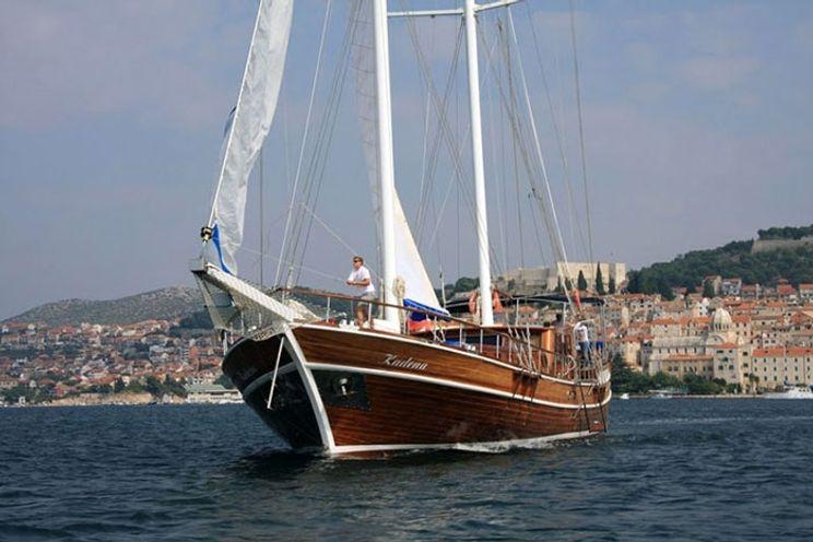 Charter Yacht KADENA - 32m Gulet - 6 Cabins - Sibenik - Split - Trogir - Dubrovnik