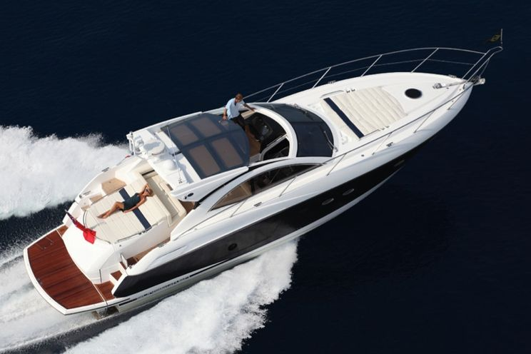 Charter Yacht KALLISTE - SUNSEEKER PORTOFINO 48 - 2 Cabins - Ajaccio - Corsica - Sardinia