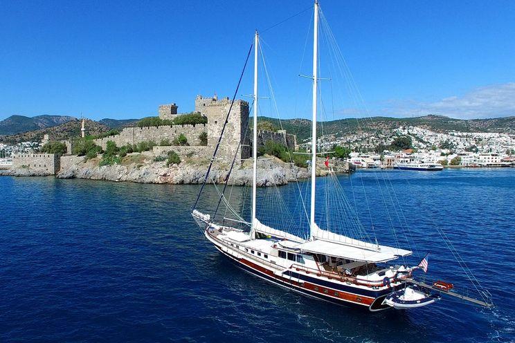 Charter Yacht KANARYA - Hasan Ali 27m - 5 Cabins - Gocek - Marmaris