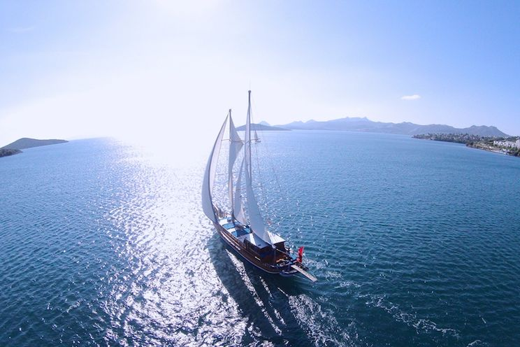 Charter Yacht KAPTAN YARKIN - Gulet - 6 Cabins - Bodrum - Marmaris - Gocek - Turkey