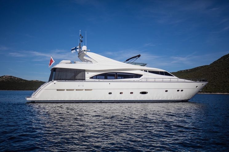 Charter Yacht KATARIINA - Ferretti 27m - 4 Cabins - Split - Dubrovnik - Hvar