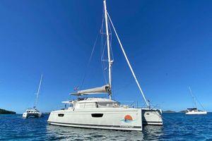 KATRINA - Fountaine Pajot Saba 50 - 4 Cabins - St Thomas - Tortola - Virgin Islands