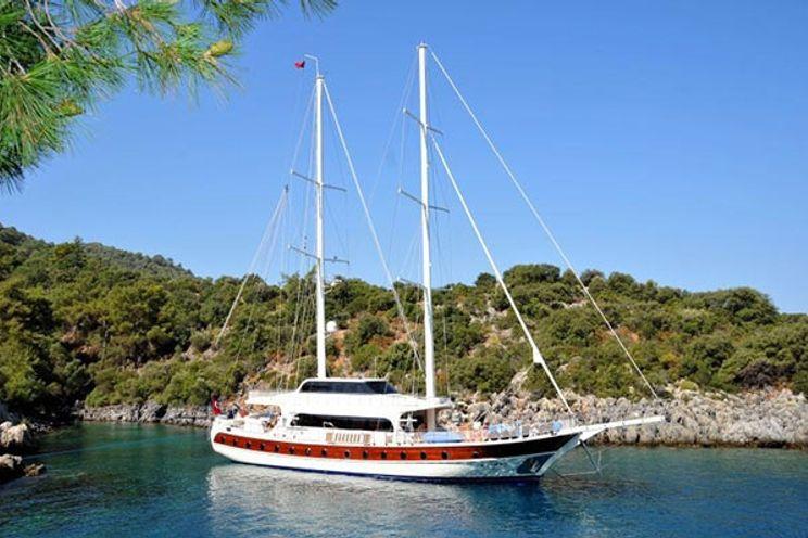 Charter Yacht KAYHAN 4 - Ketch - 5 Cabins - Fethiye - Gocek