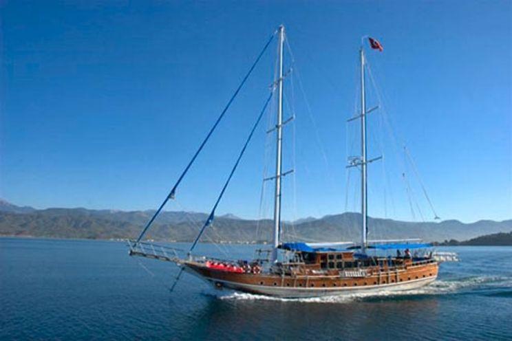 Charter Yacht KAYHAN 5 - Ketch - 6 Cabins - Feythiye - Gocek