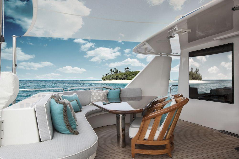 KEMOSABE - Exterior Lounge