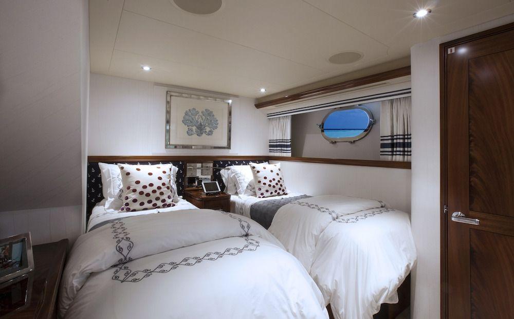 KEMOSABE - Twin Cabin