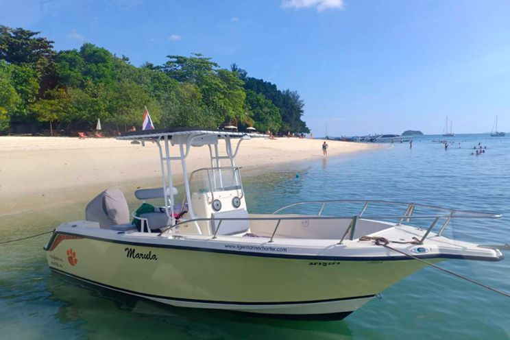 Charter Yacht Key West 23 – Speedboat - Day Charter 4 guests - Phuket,Thailand Private Cruise