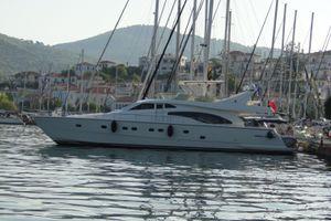 KIALOA - Ferretti 20m - 4 Cabins - Athens - Lefkas - Kos - Greece