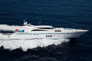 KIDI ONE - Leopard 34m - 4 Cabins - Port Grimaud - St Tropez - Cannes - Monaco
