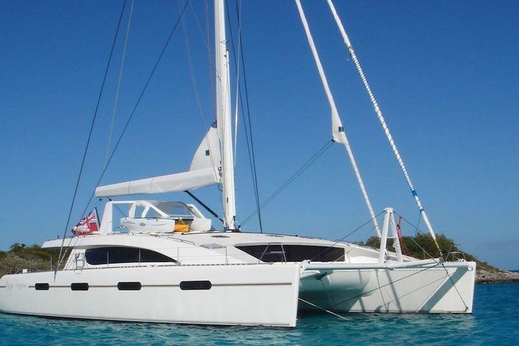 Charter Yacht KINGS RANSOM - Matrix Silhouette 76 - 5 Cabins - Palma de Mallorca - Ibiza - Tortola - BVI