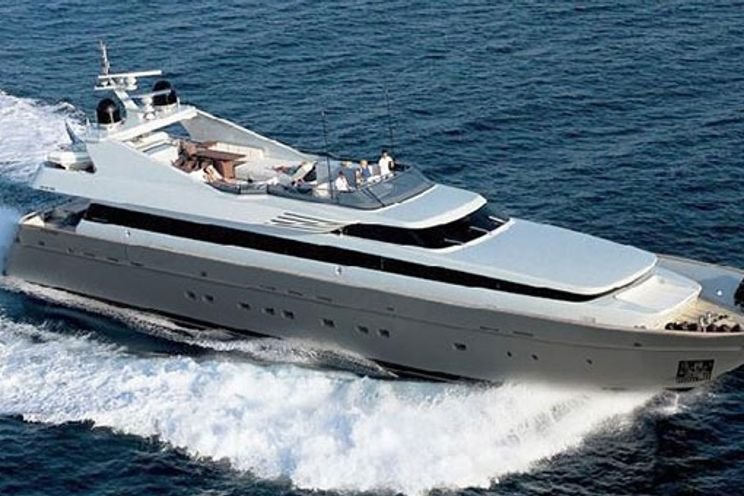 Charter Yacht KINTARO - 6 Cabins - Athens - Mykonos - Kos