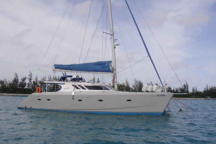 Charter Yacht SAILFISH - 4 Cabins - Maldives,Indian Ocean