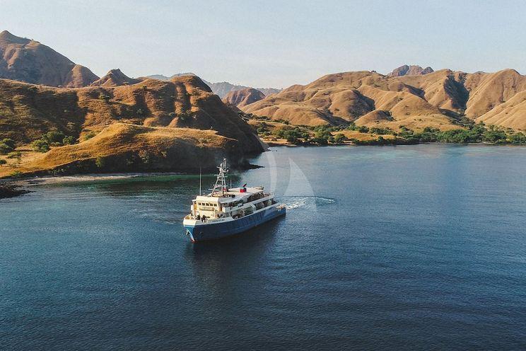 Charter Yacht KUDANIL - 8 Cabins - Bali,Indonesia