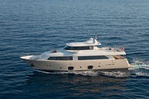 LA PAUSA - Ferretti Custom Line Navetta 86 - 5 Cabins - Monaco - Nice - Cannes - Antibes
