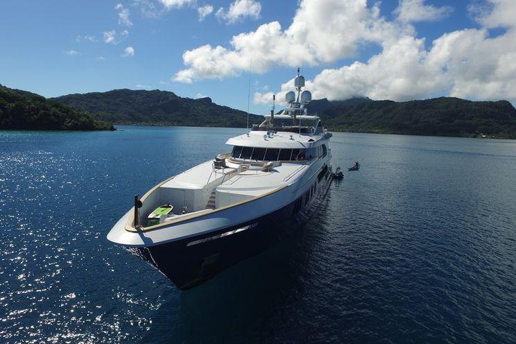 Charter Yacht LA DEA II - Trinity 161 - 5 Cabins - Cannes - Monaco - Palma - Sardinia